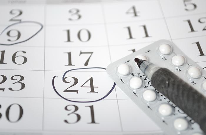 les jours favorables pour tomber enceinte