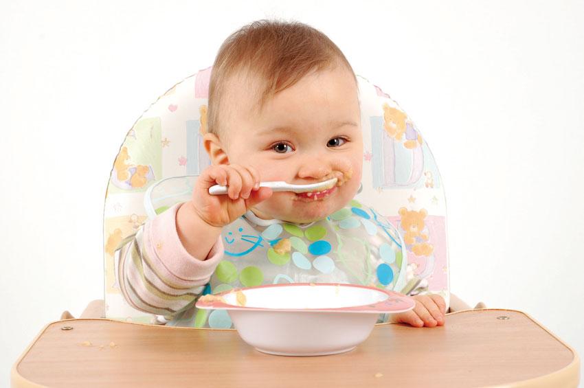 Une alimentation équilibrée pour mon bébé