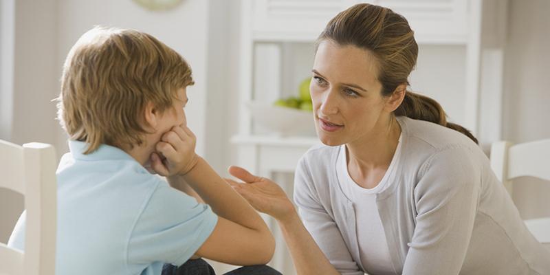 5 phrases à éviter avec votre enfant