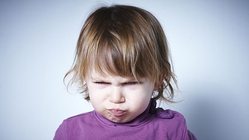 5 Phrases pour calmer un enfant en colère