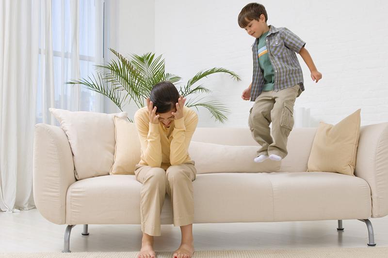 Comment réagir face à votre enfant agité