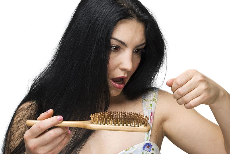 Perte des cheveux après l'accouchement