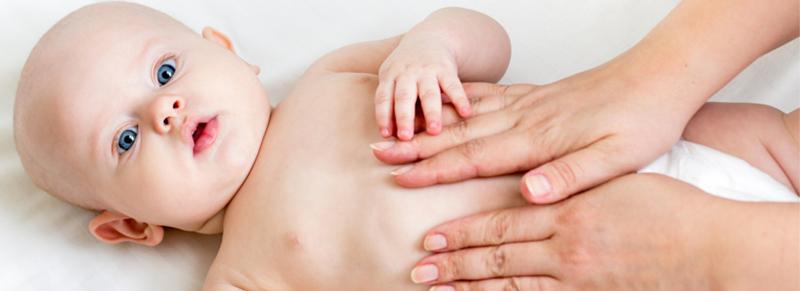 Bien s'occuper de la peau de votre bébé
