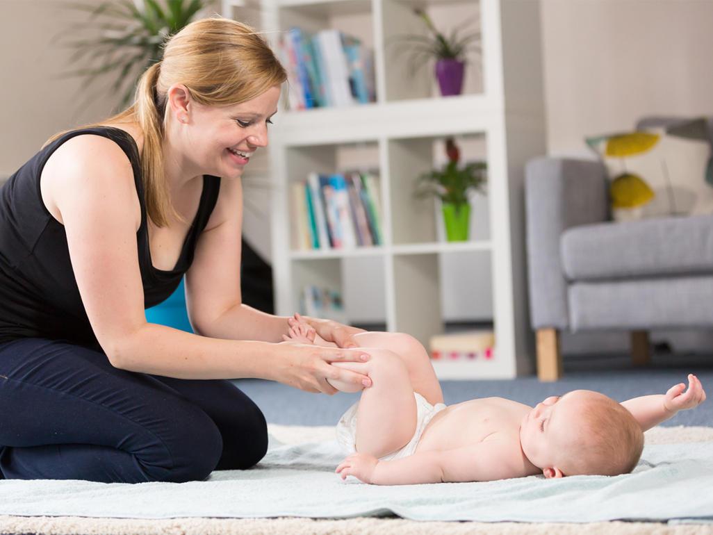 Comment soulager son bébé des coliques?