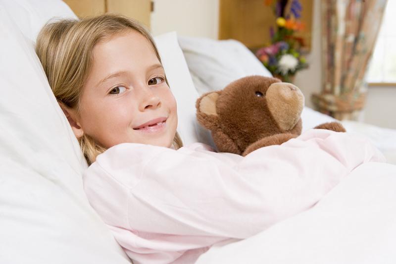 Les maladies infectieuses les plus fréquentes chez l'enfant