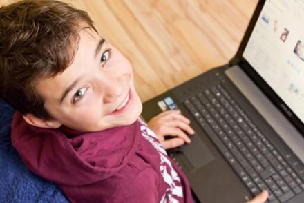 Les enfants et Internet