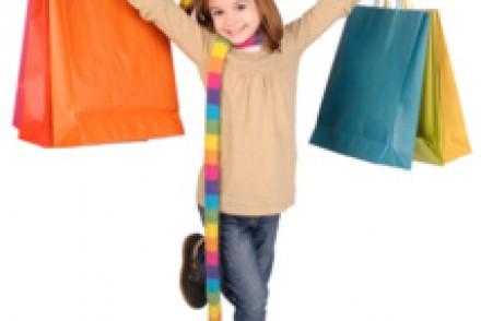 Enfant consommateur
