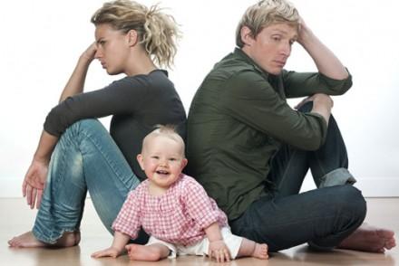 Couples : Evitez les petites disputes à l'arrivée de bébé