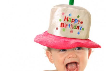 Réussir la première fête d'anniversaire de bébé