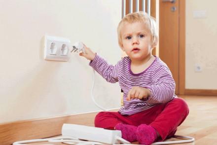 Une maison sans danger pour vos enfants