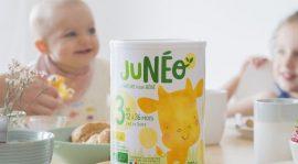 JUNÉO, la nouvelle marque engagée pour tous les bébés !