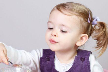 Recettes simples pour votre enfant d'un an