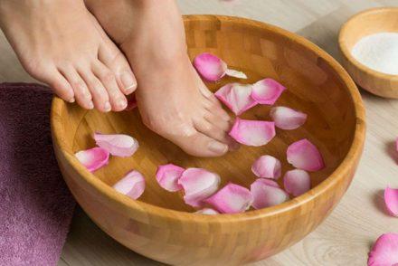 Comment prendre soin de vos pieds pendant la grossesse?
