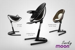La chaise haute nouvelle génération de Mima!