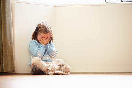 Les phobies de l'enfant : Comment aider son petit à les dépasser