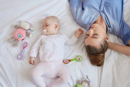 Nouvelle maman: les difficultés à dépasser