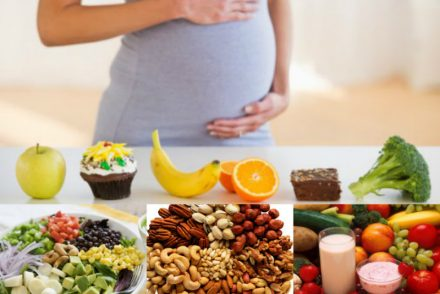 Recettes minceur post-grossesse