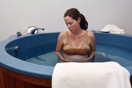 Tout savoir sur l'accouchement dans l'eau