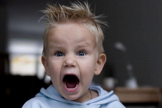 Enfant colérique, comment faire ?
