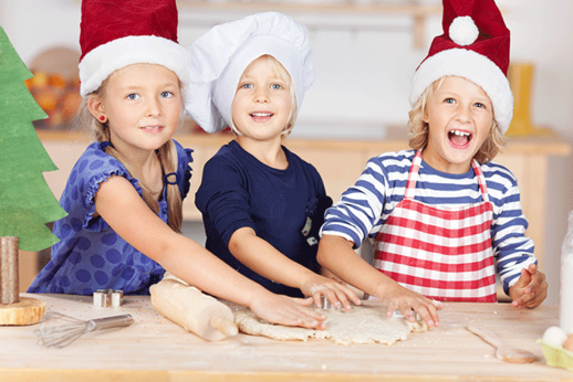 Comment occuper mon enfant pendant les fêtes ?