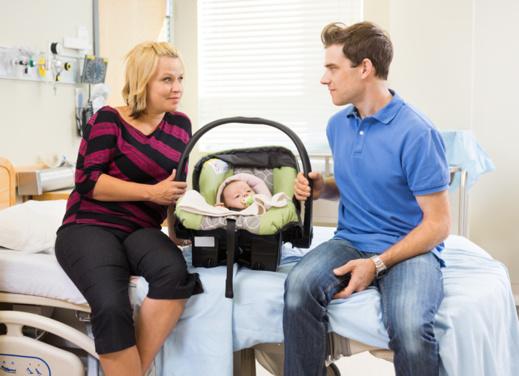 Couple : Faire face aux changements à l'arrivée de bébé