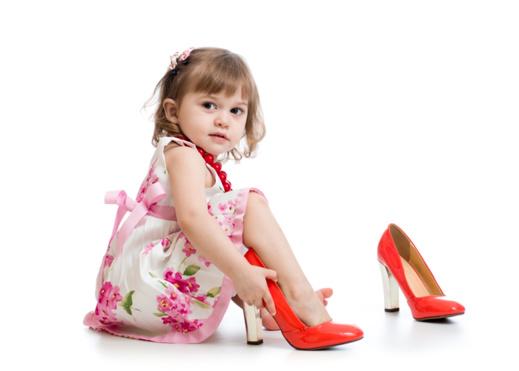 Bébé grandit: Conseil pour acheter sa première paire de chaussure