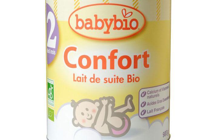 Bio confort lait