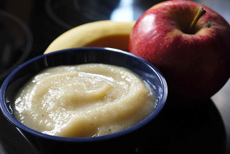 Des recettes de compotes à base de fruits