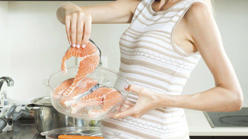 Poissons et grossesse : à consommer avec modération