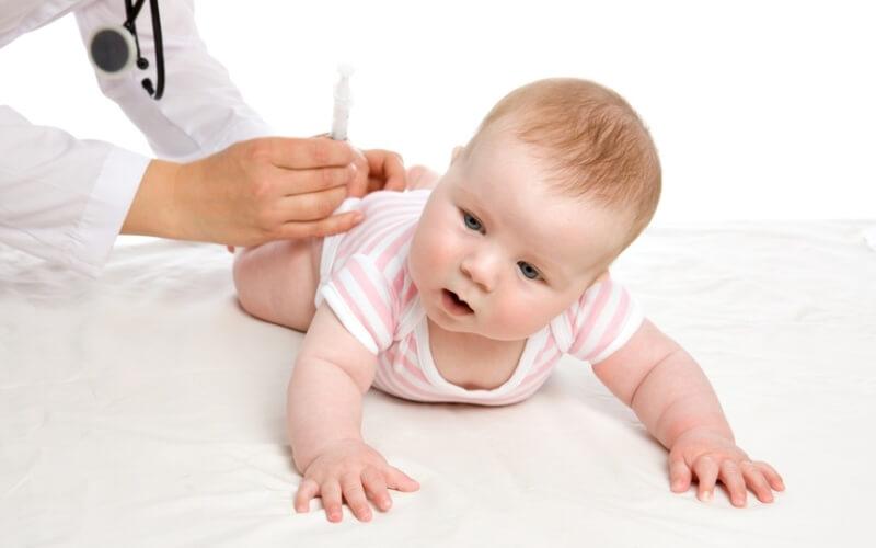 La sténose du pylore chez le bébé