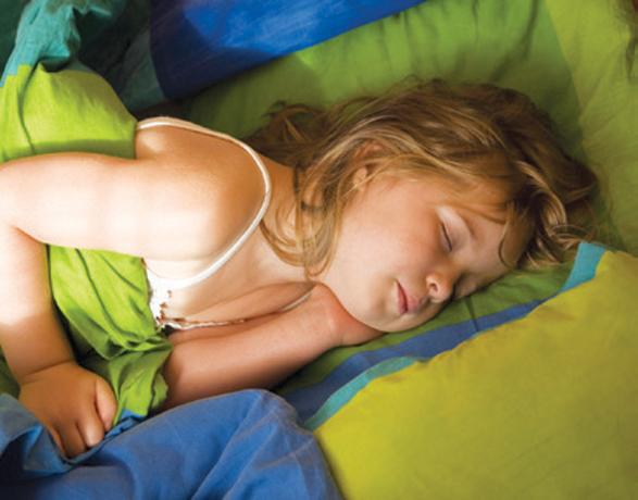 Sommeil de l'enfant, cauchemars et rêveries